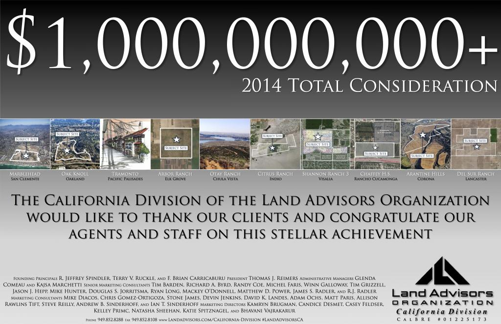 LandAdvisorsCA1B2014TotalConsideration